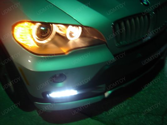 BMW - X5 - LED - Daytime - Running - Lights 04
